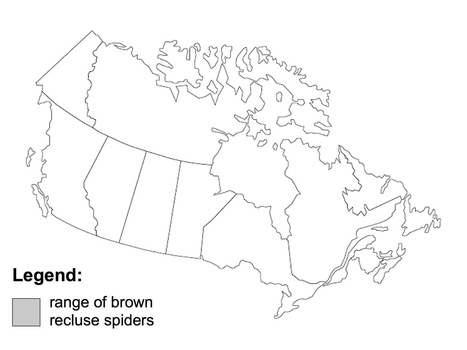brown_recluse_map_Canada_no_text